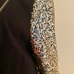 Gibson Latimer Jackets & Coats - Gibson Latimer Jacket Blazer Sequins Evening Large